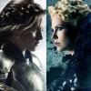 Blancanieves y la leyenda del cazador| Kristen Stewart y Charlize Theron