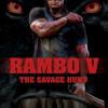 Rambo V: The Savage Hunt. Rambo se pasa a la ciencia ficción.