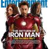 Primeras imágenes de Scarlett Johasson en Ironman 2