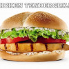 Nueva Chicken Tendergrill TM | de Burger King