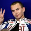 Jorge Lorenzo | Moto GP en Tron Legacy