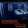Actividad Paranormal. Nueva Película Récord