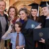 Alexis Bledel y su graduación