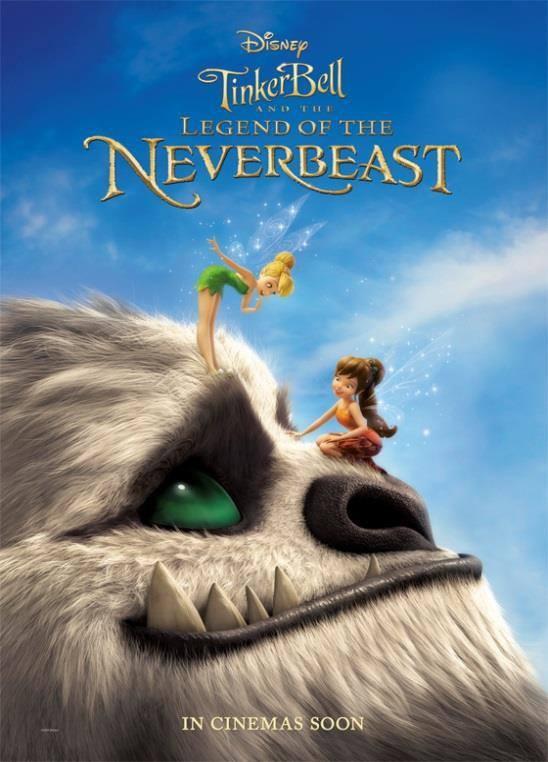 Tinker Bell y la leyenda del Neverbeast