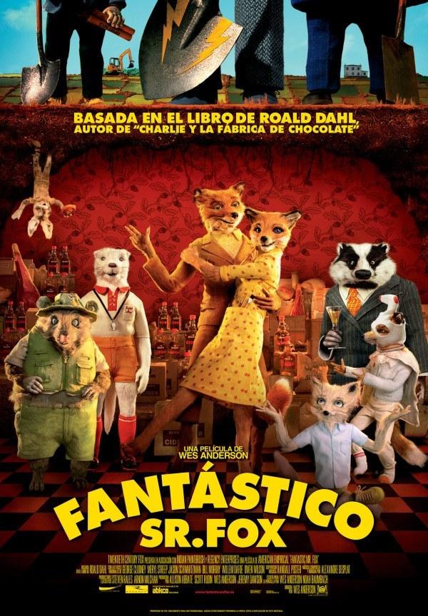 mejores-peliculas-infantiles-fantastico-señor-Fox