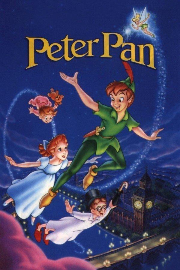mejores-peliculas-infantiles-peter-pan