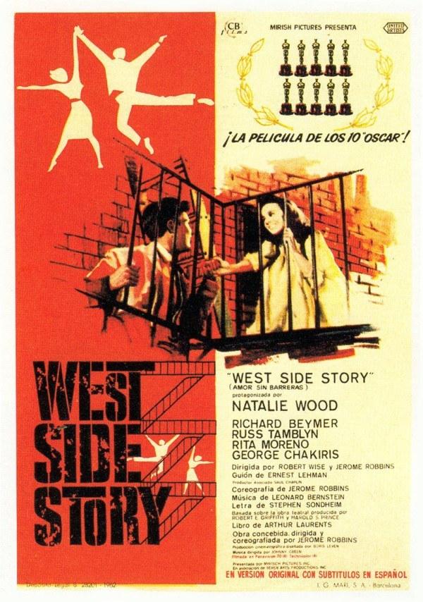 mejores-peliculas-musicales-west-side-story