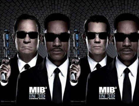 Men in black 3 |nuevo trailer