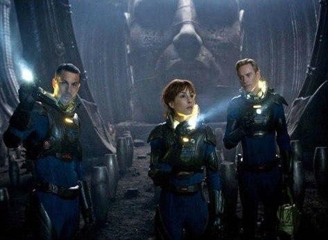 Prometheus de Ridley Scott | Nuevo trailer
