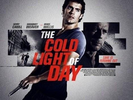 la fria luz del día