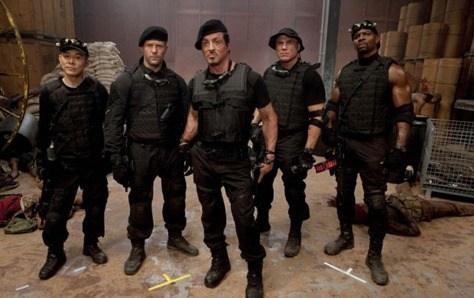 Los mercenarios 2 ,The Expendables 2 | nuevo trailer