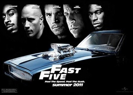 Saga A todo gas| Fast and Furious - Rapido y furioso