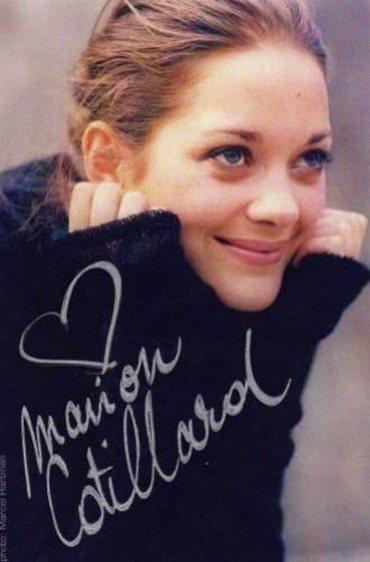 Marion Cotillard: filmografía completa