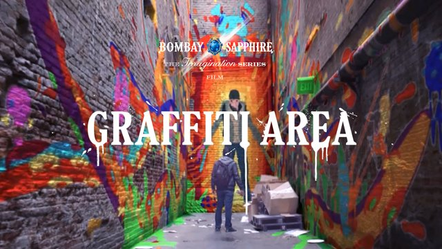 graffiti area