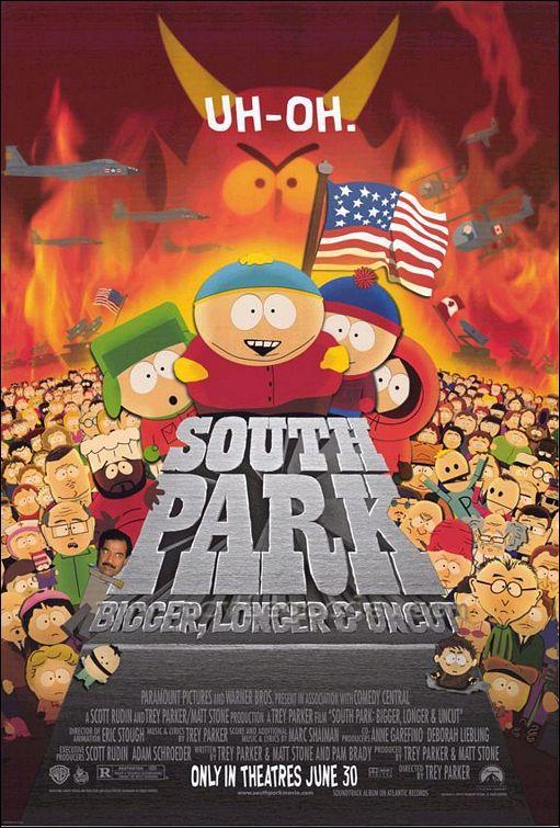 mejores-peliculas-musicales-South-Park-más-largo-más-grande-y-sin-cortes