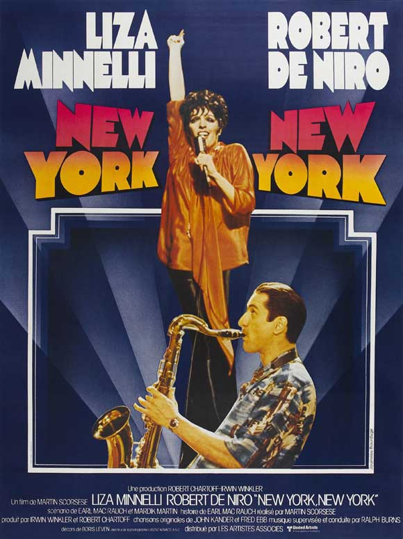 musicales new york: