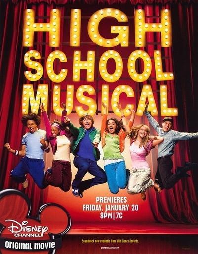 High School Musical - películas de baile