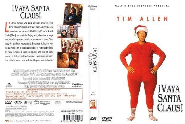 ¡Vaya Santa Claus! peliculas de navidad