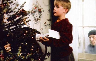 solo en casa navidad