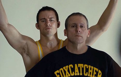 Nominados Oscar Mejor Actor Foxcatcher-steve carrel
