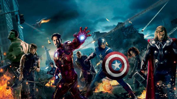 Marvel- Los vengadores