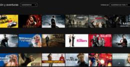El Catálogo de Películas y Series de Netflix en España 2019