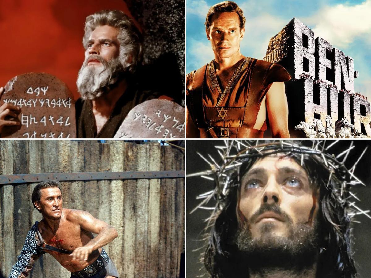Cuáles son las típicas películas de Semana Santa