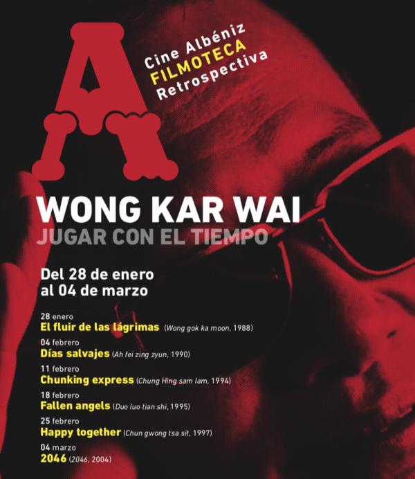 Festival de Málaga 2021: fechas, programación y cómo participar ciclo Wong Kar Wai