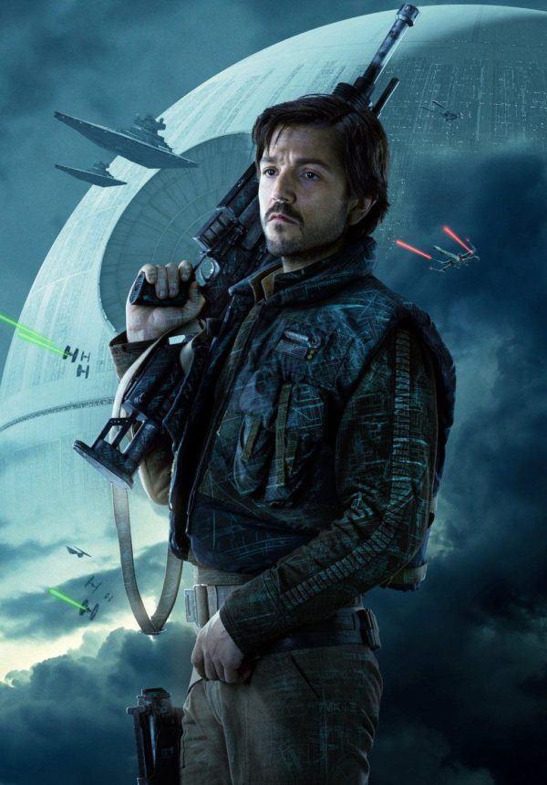 Las nuevas series de Star Wars para 2021 en Disney Plus Andor Diego Luna