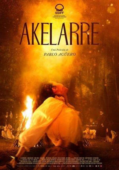 """""""Akelarre"""", película"""