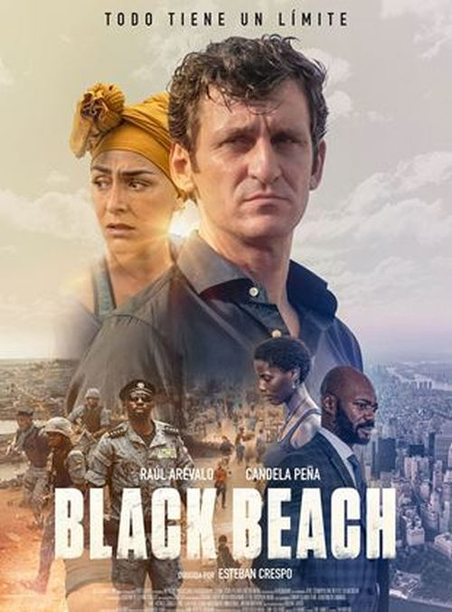 """Black Beach"", película"