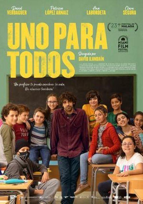 """""""Uno para todos"""", película"""