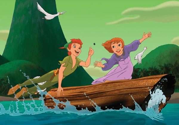Las mejores secuelas de los clásicos de Disney Peter Pan 2