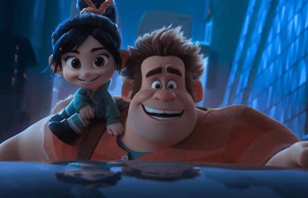 Las mejores secuelas de los clásicos de Disney Ralph Rompe Internet
