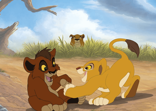 Las mejores secuelas de los clásicos de Disney El Rey León 2