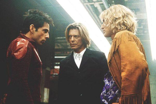 Los mejores y curiosos cameos en el mundo de cine David Bowie