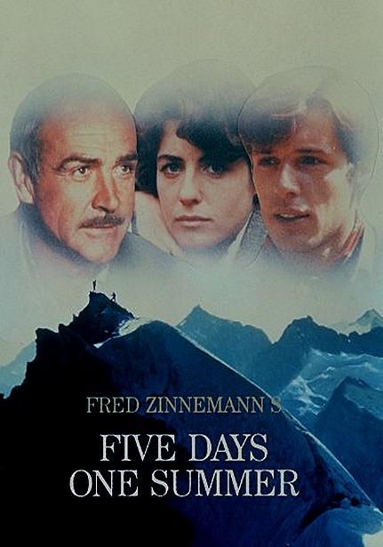 película de escalada Cinco días un verano