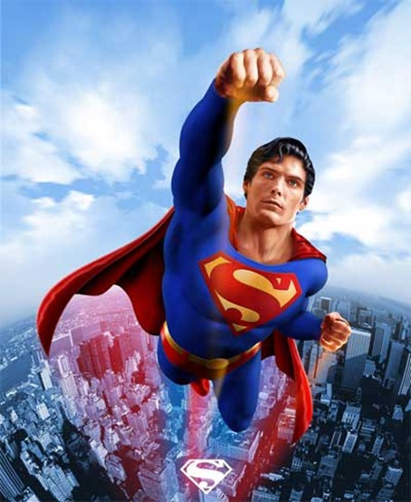 Superman - 1978- Christopher Reeve