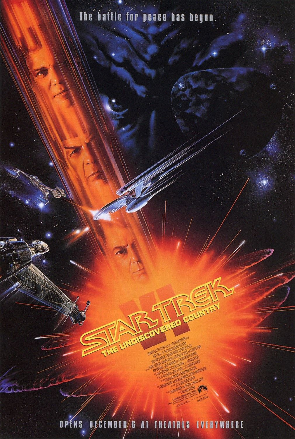 Cartel Star Trek VI