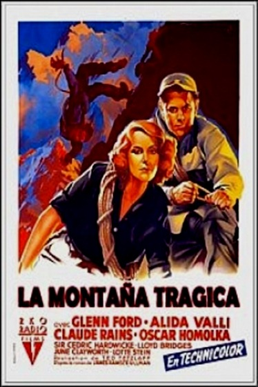 1959 glenn ford La montaña trágica