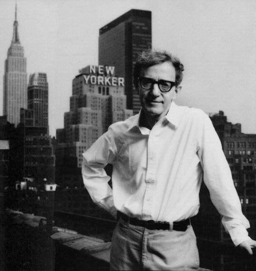 Woody Allen - Picture Hot