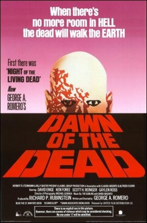 zombie, dawn of the dead